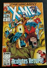 The Uncanny X-Men #298 (Mar 1992, Marvel) Nm! Return of the Acolytes!