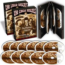 The Little Rascals / Our Gang - 88 Episodes ON 11 DVDs - New!