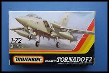 Vintage Matchbox Panavia Tornado F3 1:72 Model Kit