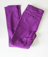 Levi's Girls Marisa Denim Leggings Dahlia Purple Sz 4R - NWT