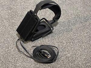 Stax SR-207 elektrostatischer Over Ear Kopfhörer Headphones