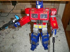 Takara MP-01 12 inch Masterpiece Optimus Prime Transformers used minor broken