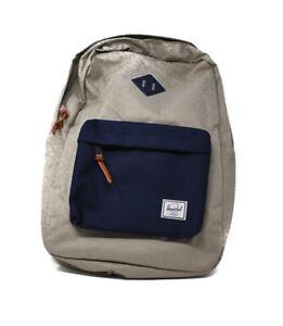 Herschel Heritage Backpack 10007-01571 in Light Khaki New