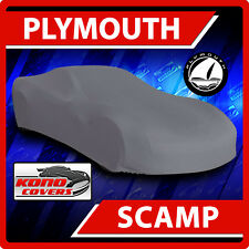1971-1976 Plymouth Scamp CAR COVER - ULTIMATE® HP 100% All Season Custom-Fit