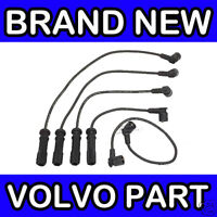 Volvo 740, 760, 940 (Including Turbo) Ignition Lead / HT Lead Set