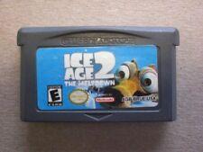 Ice Age 2: The Meltdown  (Nintendo Game Boy Advance, 2006)
