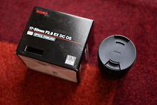 Sigma EX 17-50 mm F/2.8 EX DC OS HSM Objektiv für Nikon