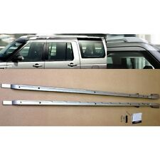 LAND ROVER LR3 LR4 DISCOVERY 3 4 GENUINE EXTENDED ROOF RACK SIDE RAIL VPLAR0075