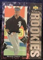 1994 Upper Deck  Michael Jordan Star Rookies #19 : Chicago White Sox