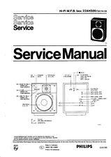 Service Manual-Anleitung für Philips 22 AH 586 in Dutch/Niederländisch