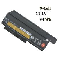 Genuine 44++ 9Cell X230 X220 Battery Lenovo ThinkPad 45N1026 X230i 45N1023 X220i