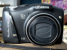 Canon PowerShot SX150 IS 14.1MP Digital Camera In Excellent/Near Mint Condition