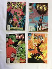The Weird #1-4 DC Comics 1988