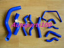 Blue silicone radiator hose for Nissan SILVIA 200SX S13/S14/S15 SR20DET