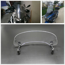 Motorcycle Adjustable Clip Windshield To Extend Spoiler Air Deflector Windshield
