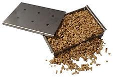 BBQ Smoke generating box -  meat, fish or cheese smoking + free wood chips