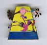 Rare Disney Pin 42671 DA Auctions Fantasia Flamingo Carnival of Animals LE 100