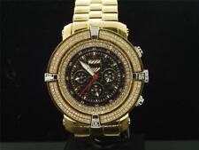 Mens Platinum Watch Company 5th Avenue Joe Rodeo 160 Diamond Watch PWC-5AV111