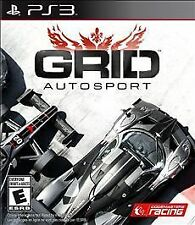 GRID Autosport RE-SEALED Sony PlayStation 3 PS PS3 RACING GAME