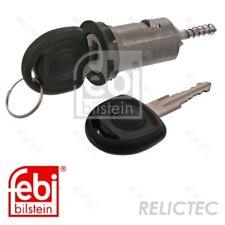 Ignition Starter Lock Cylinder Barrel Opel Vauxhall:ASTRA G,F,Mk IV 4 0913965