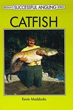 Catfish (Successful Angling) by Kevin Maddocks | Hardcover Book | 9781904784098