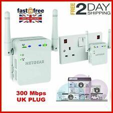 Wireless WiFi Signal Range Booster Network Extender Amplifier Internet Repeater