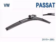 Windscreen Wiper Blades suit Volkswagen Passat 2015 2016 Mk7  (PAIR)