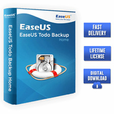 EaseUS Todo Backup Home 2020 Version 12.0 🔐 LIFETIME ACTIVATE ✅FAST DELIVER