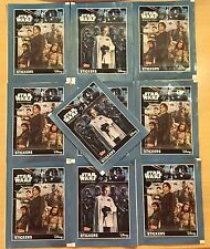 TOPPS DISNEY Star Wars Rogue One _ 20 cartocci _ NUOVO
