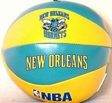 New Orleans Hornets weicher Soft Basketball,4 inch Größe,NBA,zum Hängen