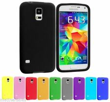 Unbranded/Generic Silicone/Gel/Rubber Plain Mobile Phone Cases, Covers & Skins for Samsung Galaxy S III