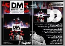 DEPECHE MODE The Many Faces Of Depeche Mode White Vinyl VINYL LP Ltd Edn **NEW**