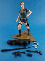 Playmates Action Figure LARA CROFT Complete with Accessories