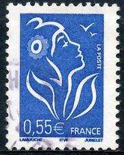 STAMP / TIMBRE FRANCE OBLITERE N° 3755 TYPE MARIANNE DE LAMOUCHE