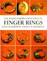Ancient Finger Rings Egyptian Roman Greek Etruscan Byzantine Medieval Sassanian