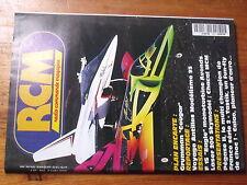 5µ?§ Revue RCM n°156  Plan encart Grumman Cougar / Le Chacal  Tastik  F15 Eagle