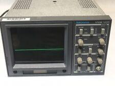 Tektronix 1710B Waveform Monitor Vintage Audio Equipment. (L1)