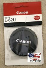 Canon E-62U Front Lens Cover Cap for 62mm
