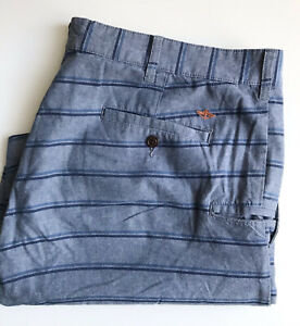 Dockers Shorts, Pacific Stripes, Size 42, 9-1/2-inch Inseam, Excellent Condition
