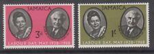 Jamaica 1968 Labour Day SG 270/1 MNH