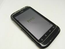HTC WILDFIRE S PG 76100 BLACK MOBILE PHONE UNLOCKED GOOD CONDITION