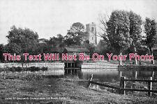 SF 562 - St Gregorys Church, Sudbury, Suffolk - 6x4 Photo