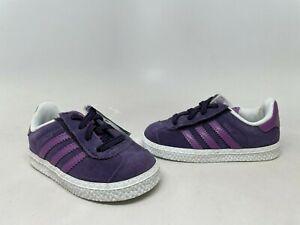 New Baby Adidas Originals Gazelle CMF I Toddler Shoes (G56116)  Toddler US 5.5