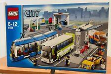 LEGO 8404 CITY PUBLIC TRANSPORT STATION NEW SEALED Retired 2010