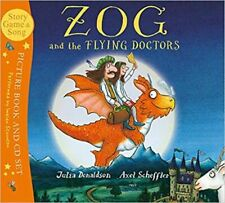 Zog and The Flying Doctors by Julia Donaldson 9781407192024
