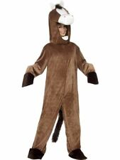 Horse Costume, One Size, Party Animals Fancy Dress