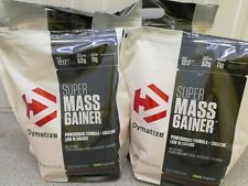 DYMATIZE SUPER MASS GAINER 5KG PROMO LOWEST PRICE EVER £47.99 FREE DELIVERY