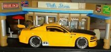 HOT WHEELS Loose 1:50 SCALE Mustang GTR Ford (Yellow Version)