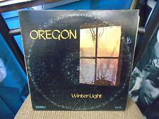 Oregon Winter Light LP Vanguard 1974 VG+ [Ralph Towner]