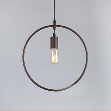 Designer Metal Round Fitting Pendant Lamp Ceiling Light Hanging Modern Fixtures